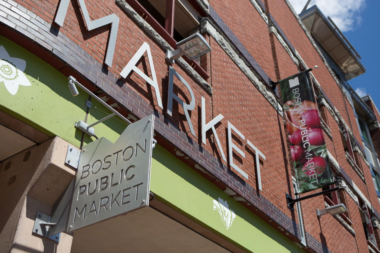 Everything You Need for a Homemade Dinner at Boston Public Market
