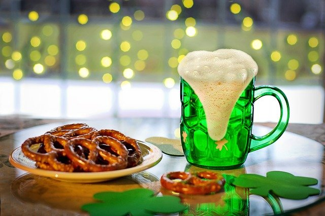Celebrate St. Paddy's Day Over a Pint of Guinness at The Black Rose