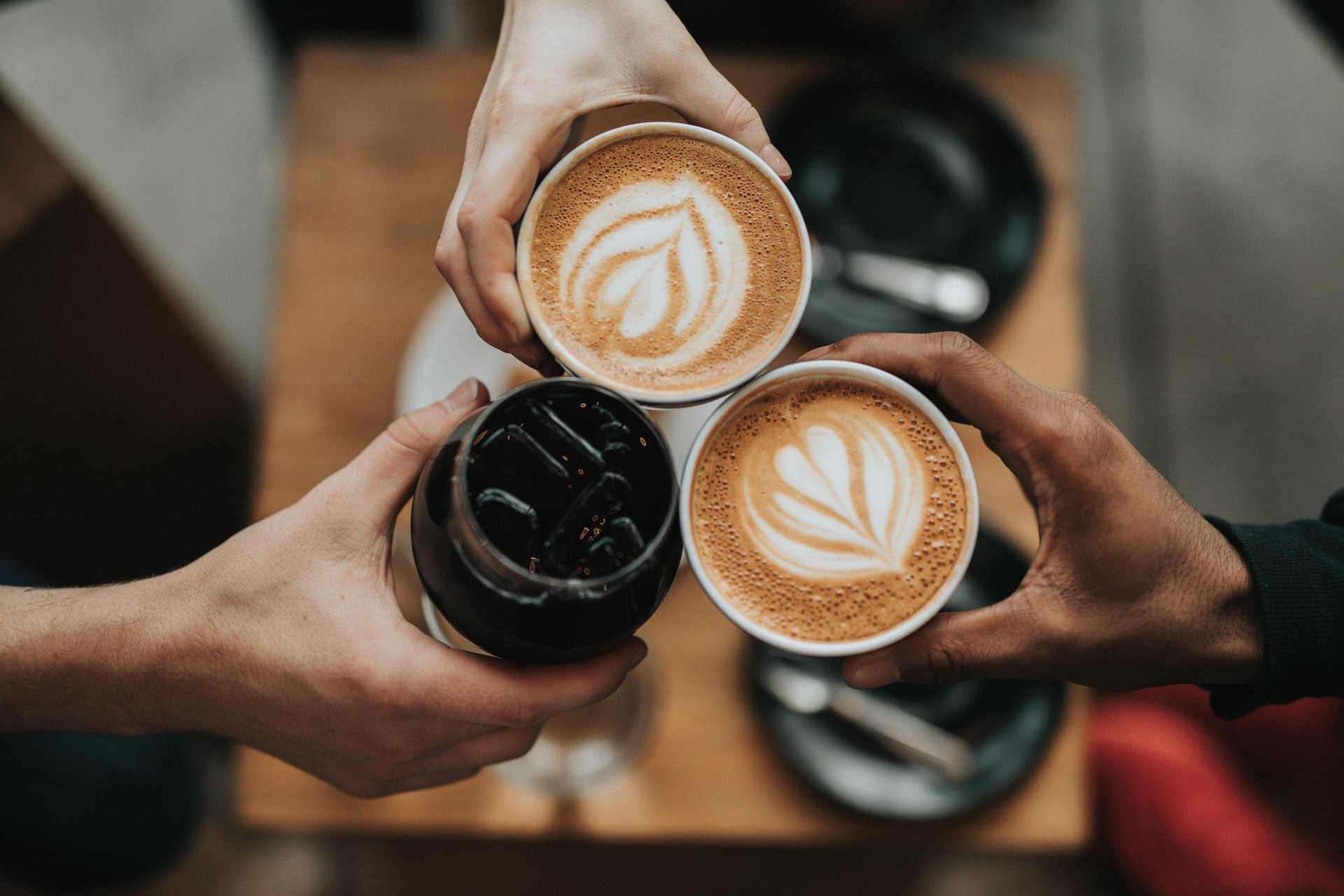 Sip Your Morning Perk-Me-Up at Thinking Cup
